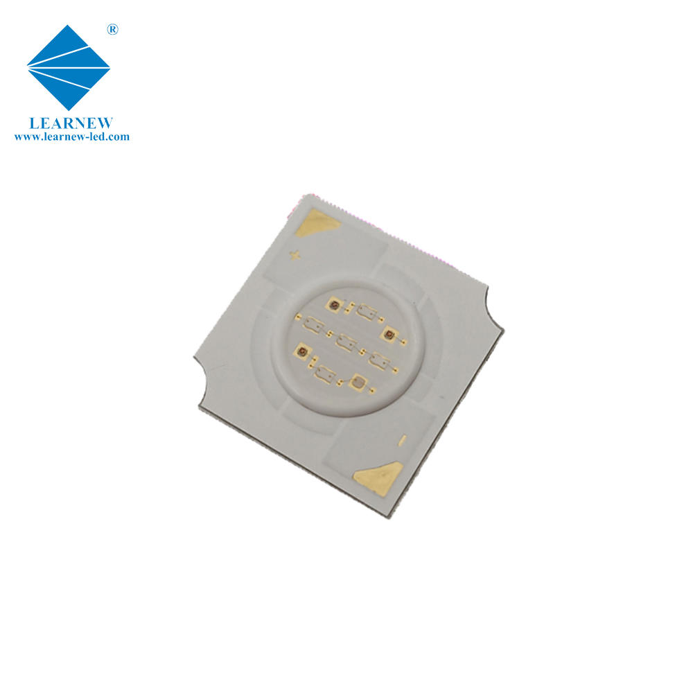 shenzhen custom high effciency 4w 14*14mm led plant grow light cob chip