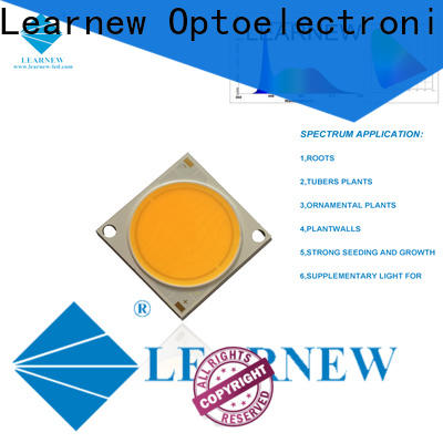 Learnew cheap cob grow light kit factory bulk production