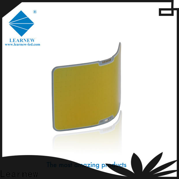Learnew flexible led cob supply bulk production