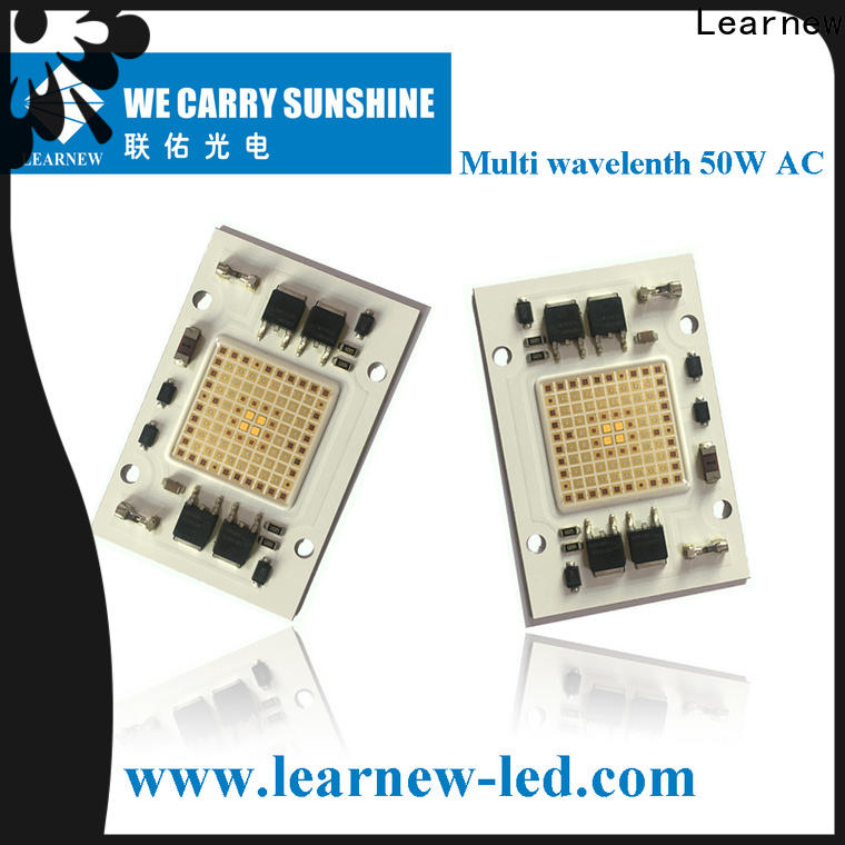 Learnew stable led 50 watt chip for business for promotion