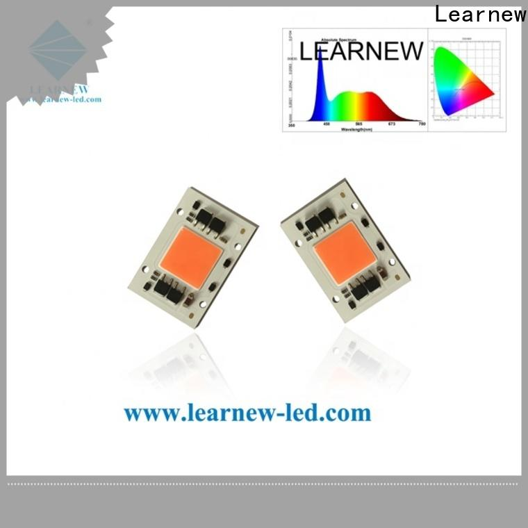 Learnew promotional cob led grow chip company for auto lamp