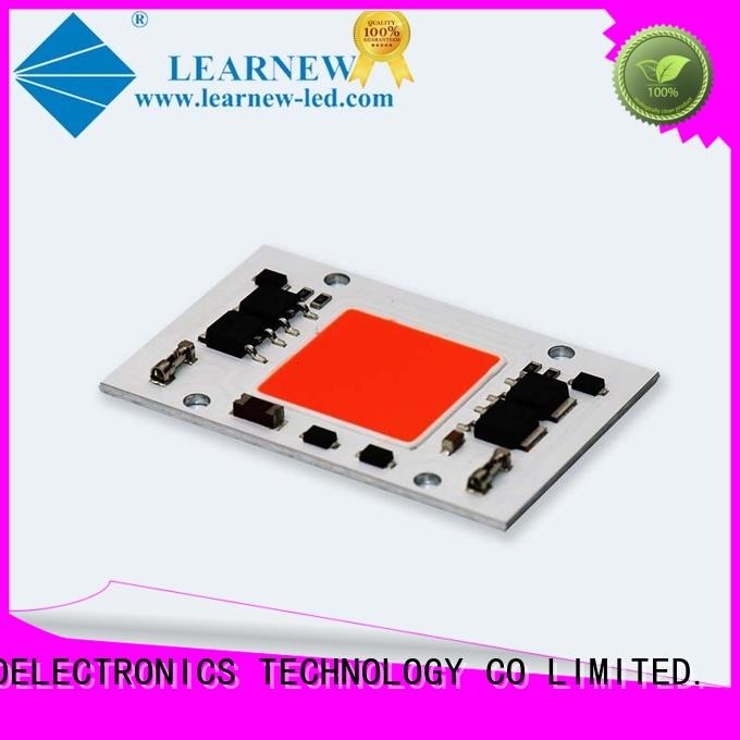 cheap led 50w chip full spectrum for car light Learnew