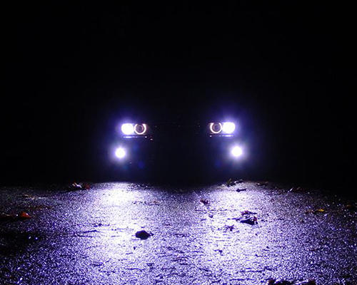Learnew cob 12v cob led car light