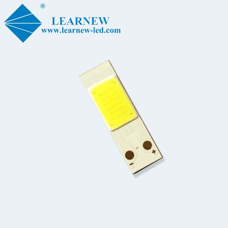 New flip chip COB 9w DC9v 900mA 8x25MM for car light bulb