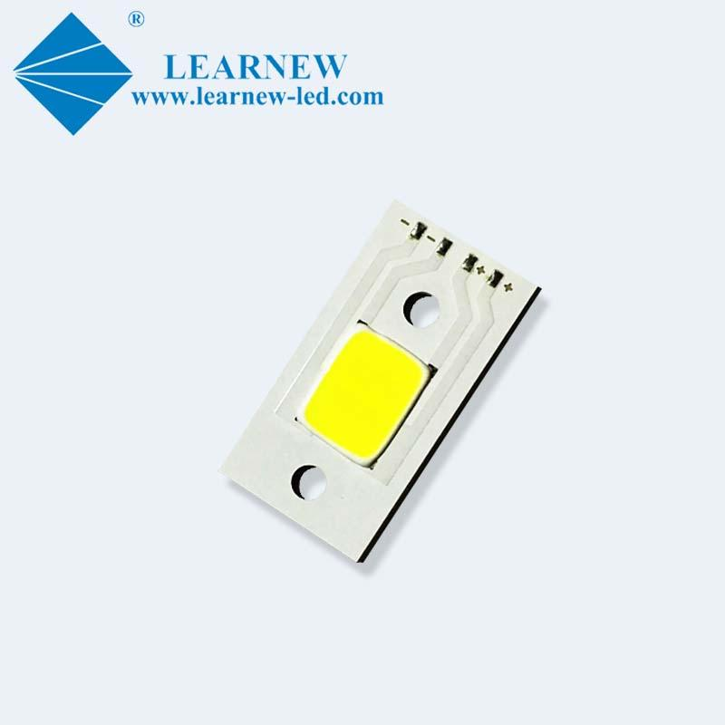 2018 New flip chip COB 6w DC9v 300mA for car light bulb light headlamp