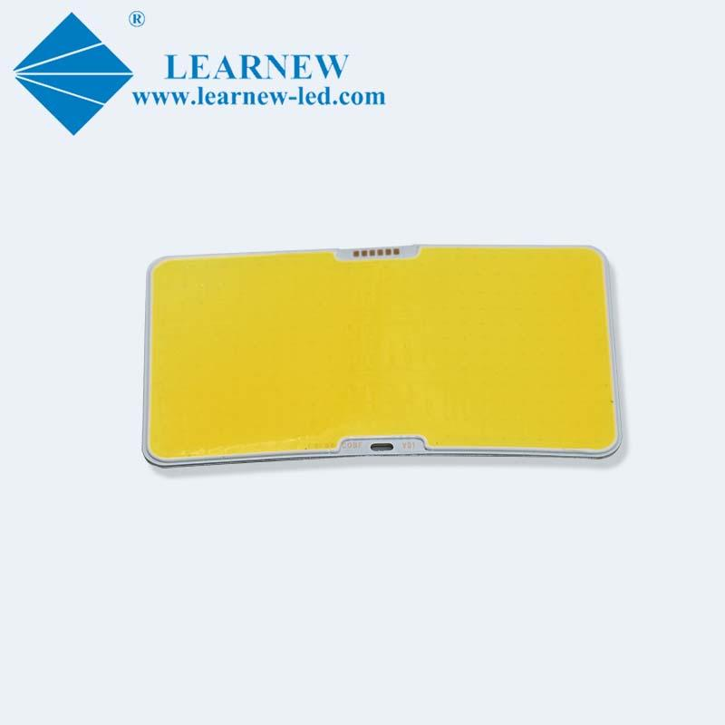 Learnew long lifespan flip chip phosphor coating for spotlight