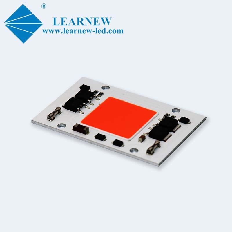 380-780nm 40*60mm 50W full spectrum cob led grow light
