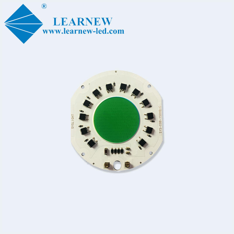 Cob Led grow light full spectrum 150W  380-780nm  AC220V  R110mm