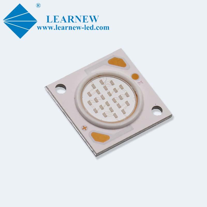 Mirror Alu Substrate 19*19mm 30W 900mA RGB led cob chip for Stage light
