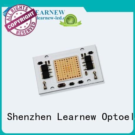 Learnew full 220v led chip spectrum led