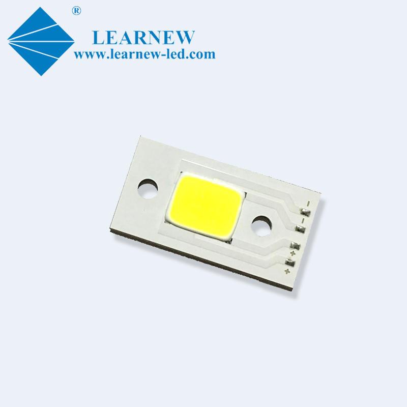 New flip chip COB 6w DC9v 300mA for car light bulb light headlamp-3