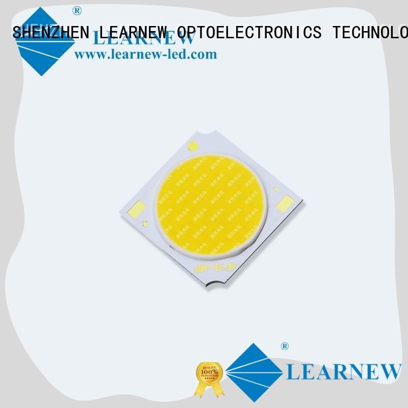 double color cob led chip flip for light Learnew