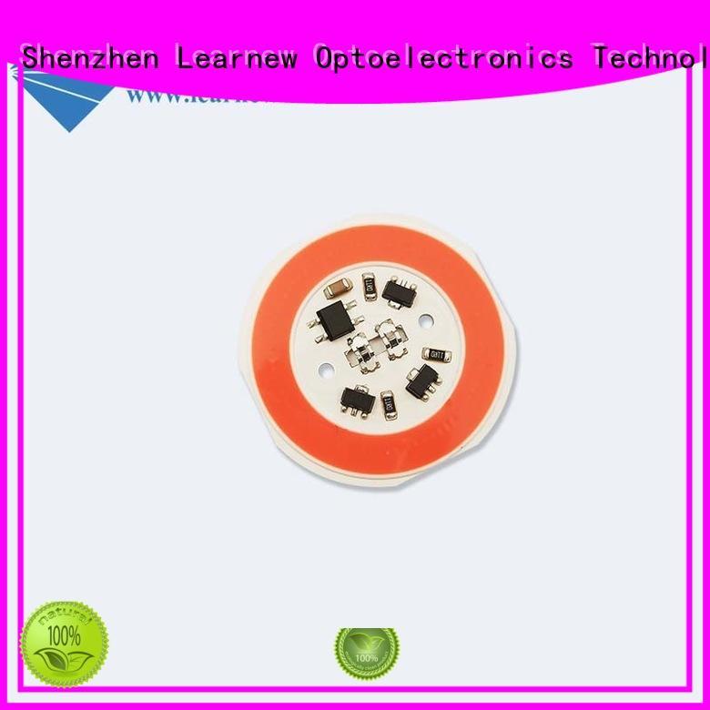 Learnew Brand cob chip custom 220v cob led
