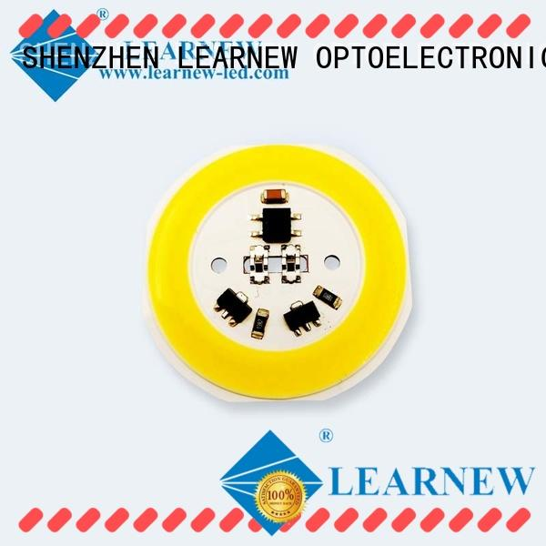 Good Quality AC cob led chips for grow light 380-780nm 5W 200-240V R28mm