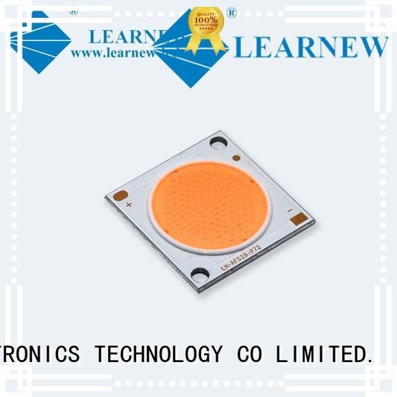 Full spectrum cob led 50W 380-780nm  28*28MM For grow light
