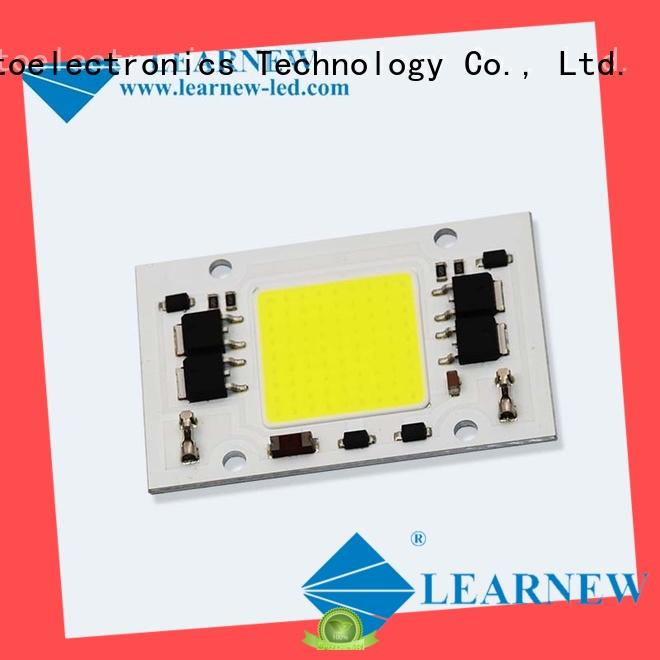 Learnew cob led cob 30w grow effect