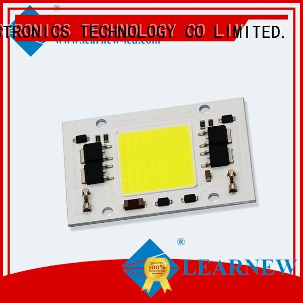 high voltage 50w cob led free sample for ac
