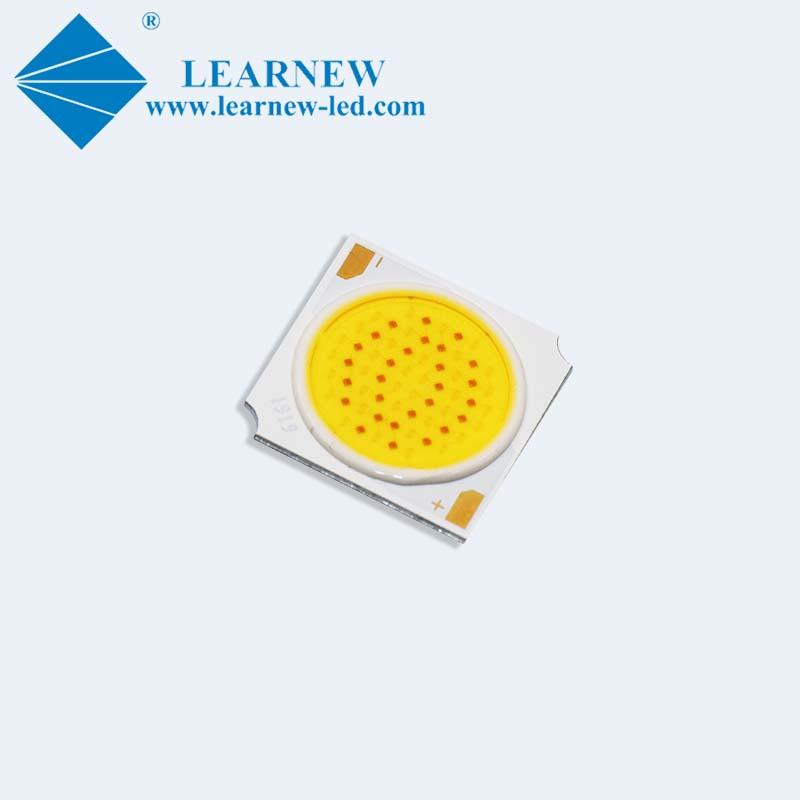 Mirror Alu substrate 30W 19X19MM 620-630nm & 2500K fresh light led cob chip-1