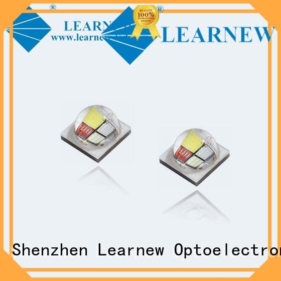 Learnew green high power led white lamp