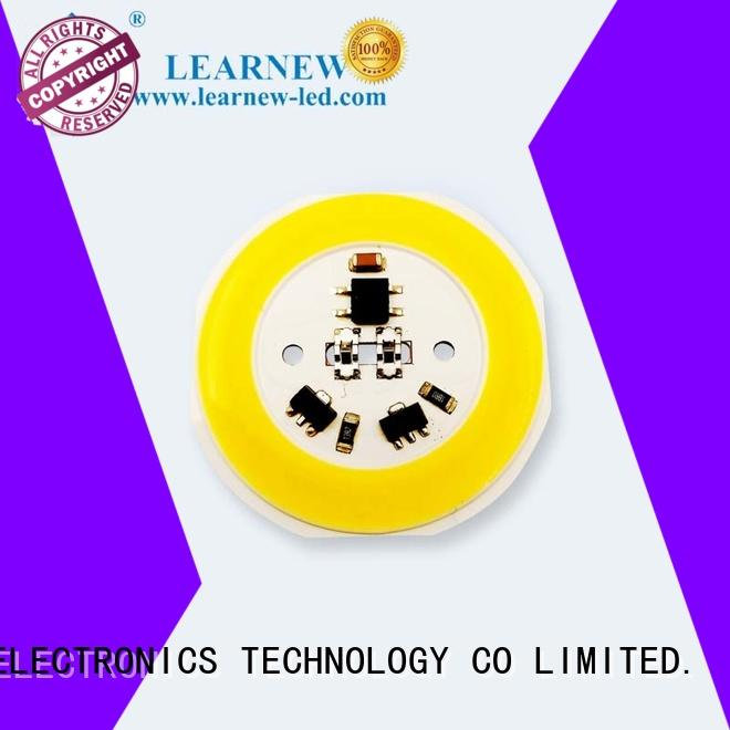 Learnew chip 5w cob led free sample for ac