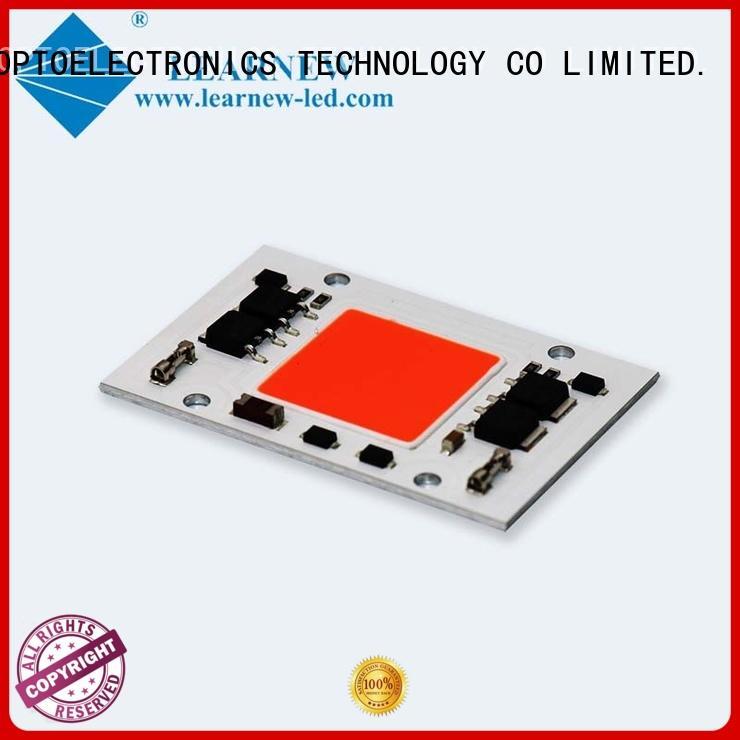 Learnew full spectrum grow led chip full spectrum for car light