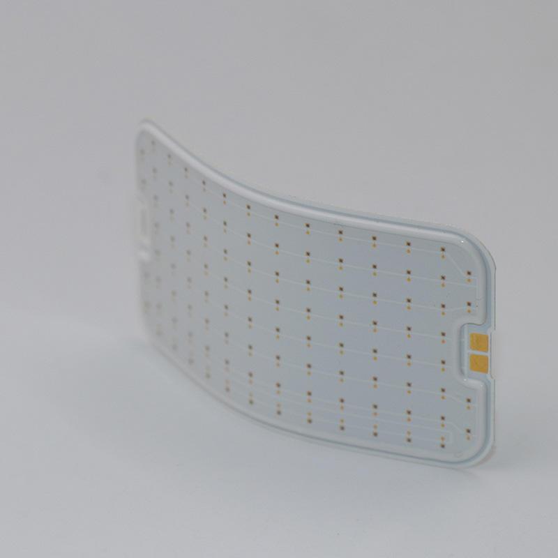 New arrive 1W 20-24V 50mA 110lm/w flexible flip chip COB LED for indoor light-3