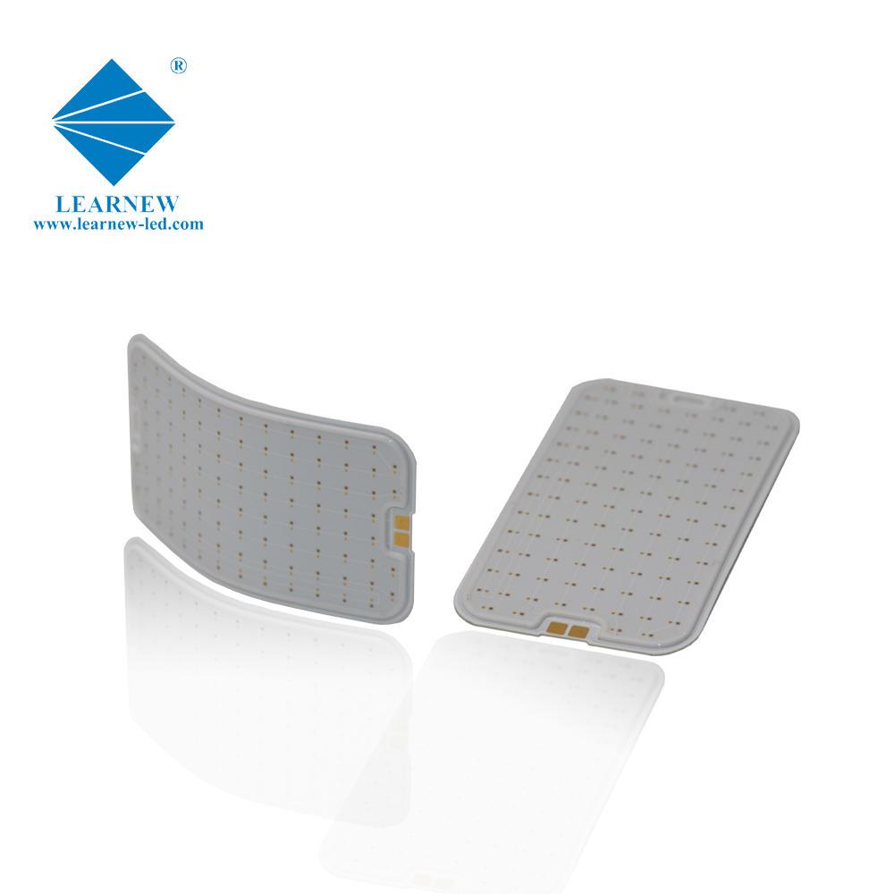 advanced tech Flip Chip 1W led flexible light chips colorable for led bike light led caution light and led special light