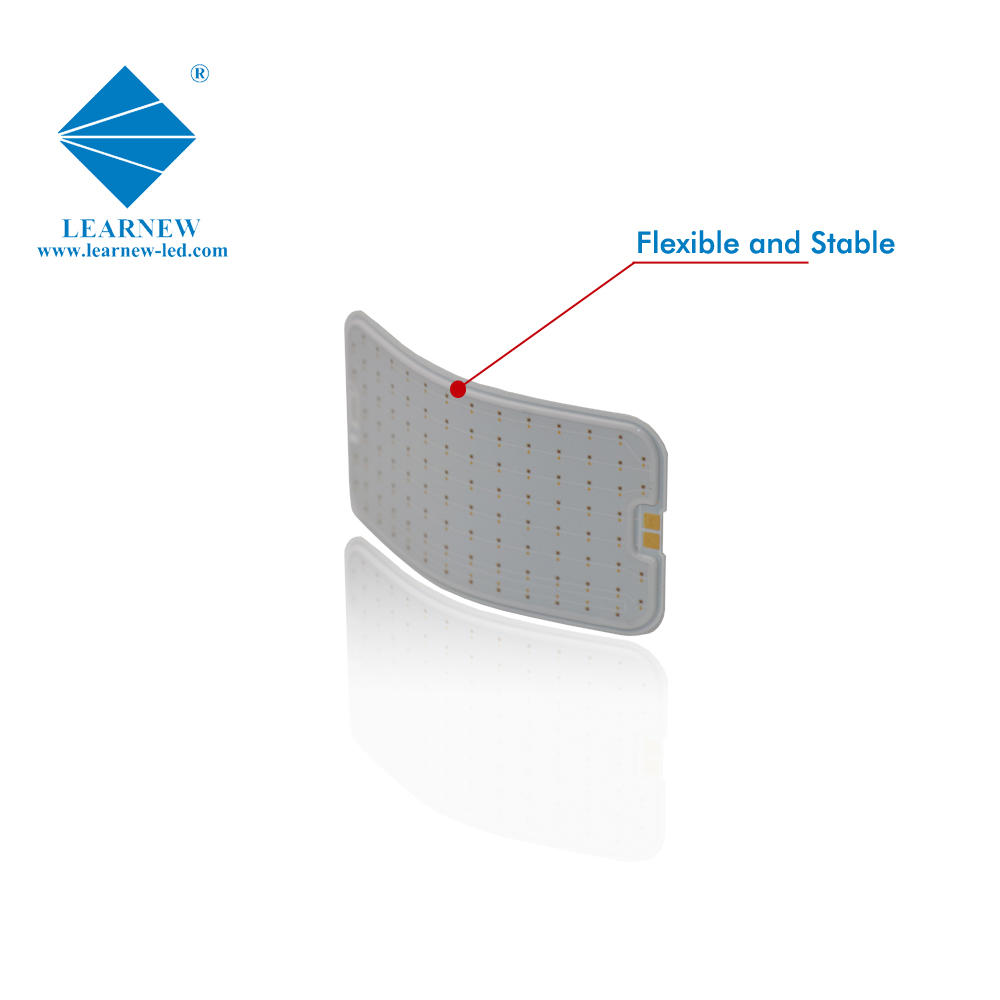 flexible module design 1W cob led chips 2700-6500k cri80/90 for led special light led indicator and led bike light