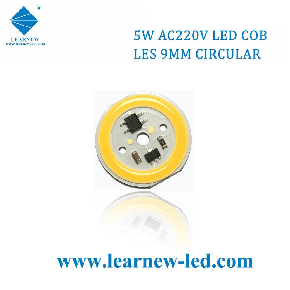 shenzhen high cri 70 80 90 15w ac 220v 3000k 4000k 6000k flip chip cob led for led indoor light and led bulb