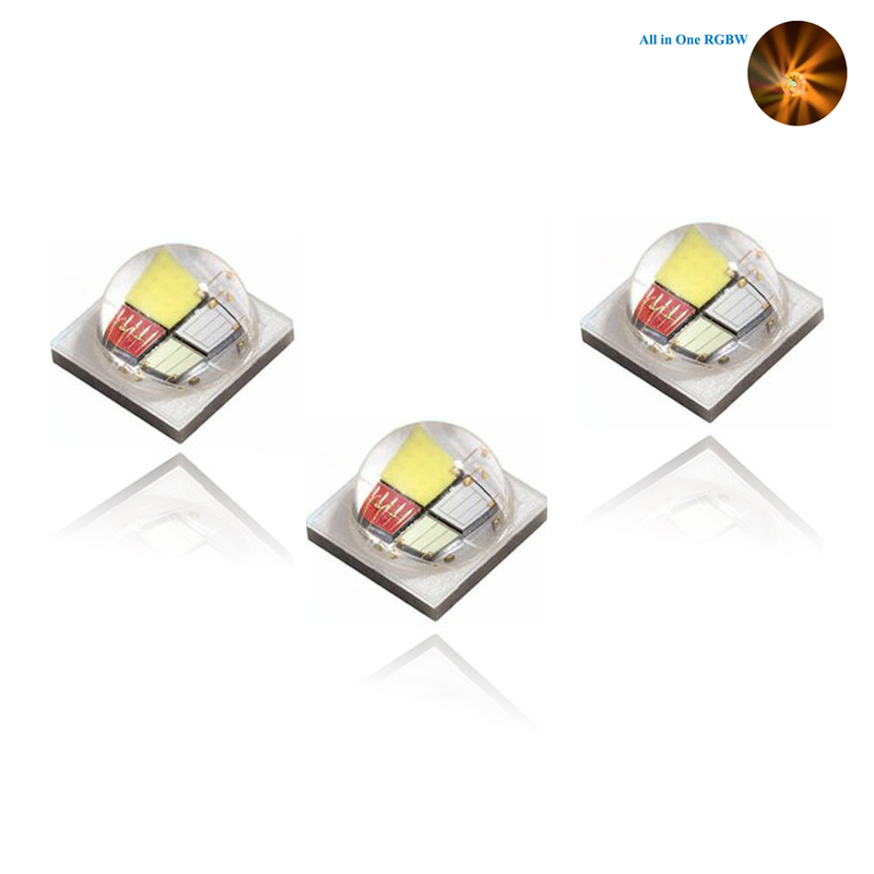 Cost performance 350mA 4watt rgbw led 3535 smd power led chip