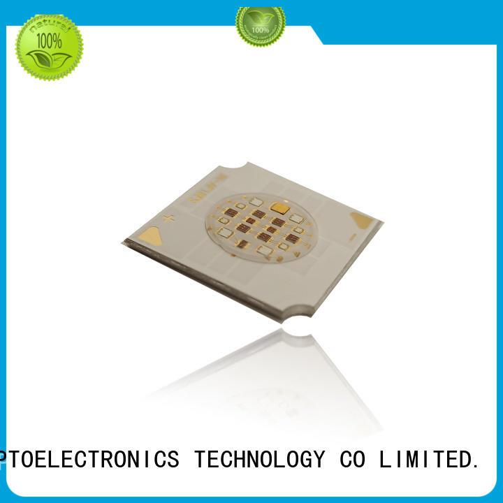 high efficiency led grow light chips 18w muti wavelength 473nm 530nm 3000k 630nm 665nm 735nm cob led chips