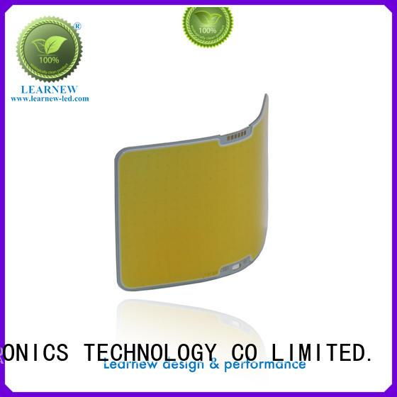 professional soft light cob led chips manufacturer colorable led chip 2.5w blue 460-470nm for led bike light