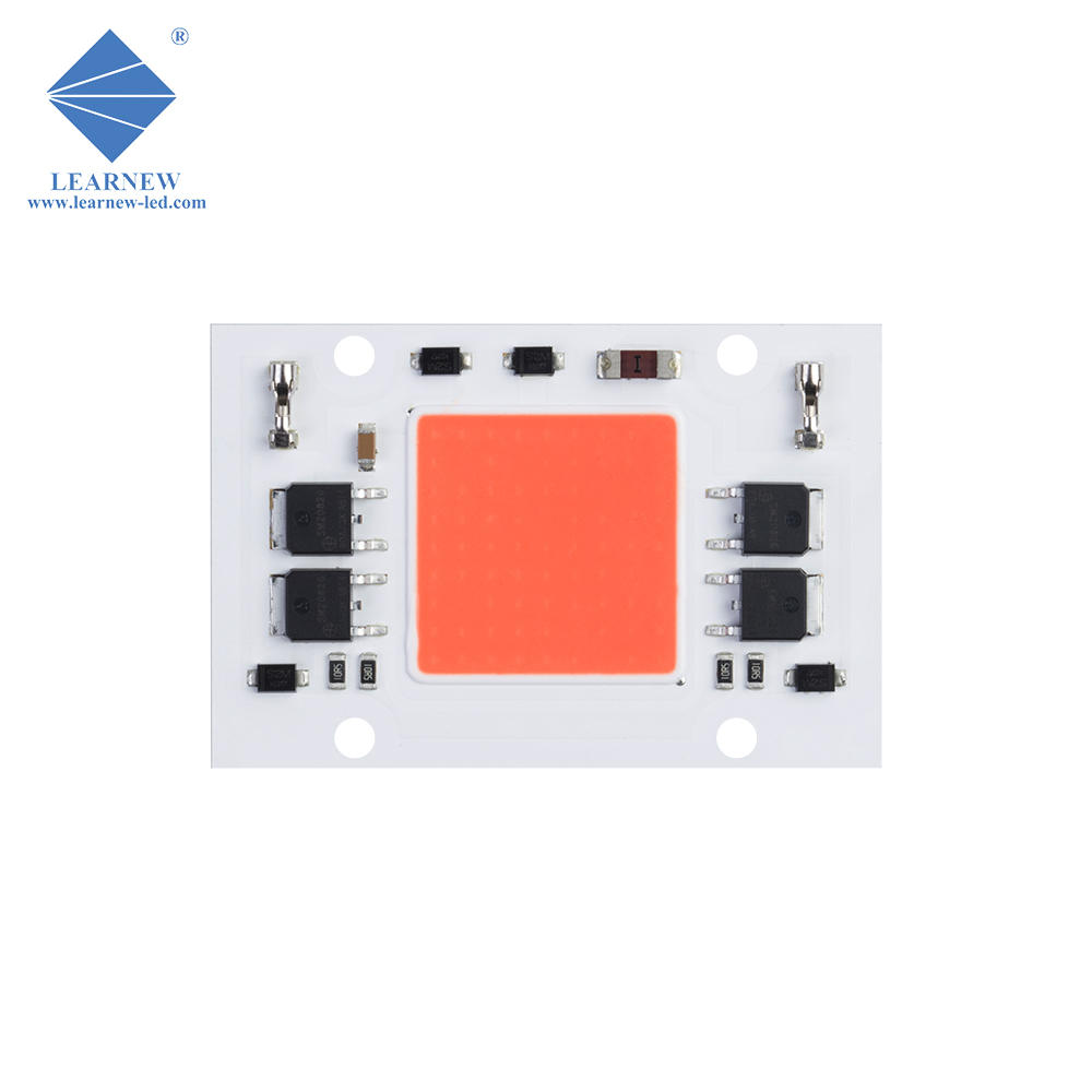 high efficiency 380-780nm 30w grow led cob 40*60mm for grow light market-1